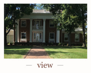 Wickliffe House Bed and Breakfast Muhlenberg County Kentucky